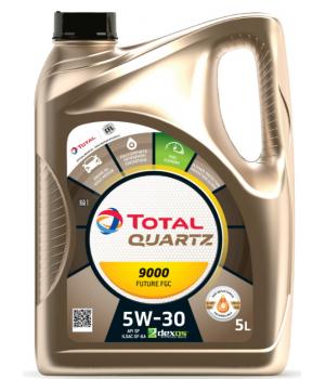Моторное масло Total QUARTZ 9000 FUTURE FGC 5W-30, 5л