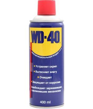 Смазка универсальная WD-40, 400мл