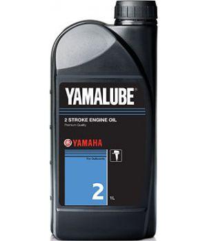 Моторное масло Yamaha YAMALUBE 2 Marine Mineral Oil, 1л