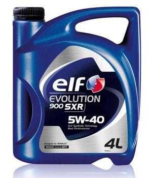 Моторное масло ELF Evolution 900 SXR 5W-40, 4л