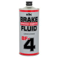 Тормозная жидкость KYK Brake Fluid BF-4, 1л